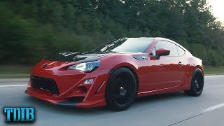 Is the FRS The BEST All Around Platform for Mods? - In Depth Supercharged FRS Review