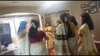 Kaithapoo Manamenthe Chanchalakshi Thiruvathira dance