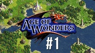 Age of Wonders - Intro & Mission 1 »Assassination« Let