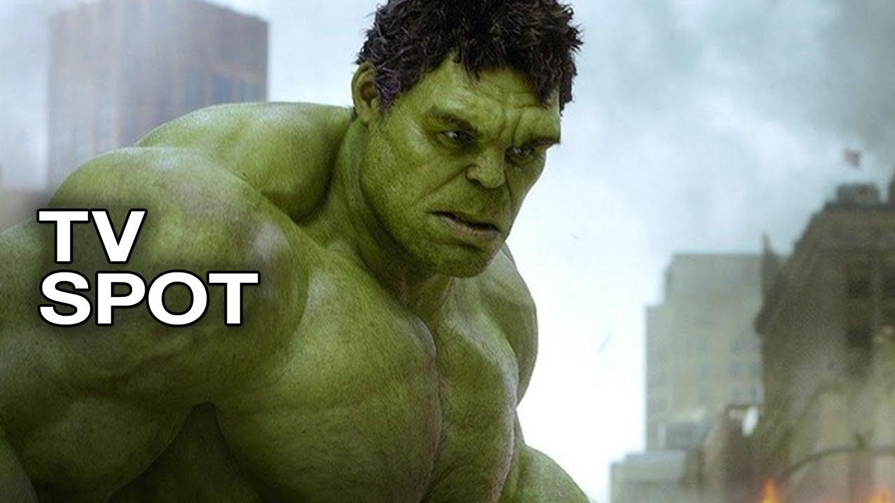 the avengers tv spot  7 - hulk  smash  - marvel movie  2012