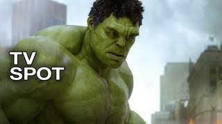 The Avengers TV Spot #7 - Hulk, Smash! - Marvel Movie (2012)