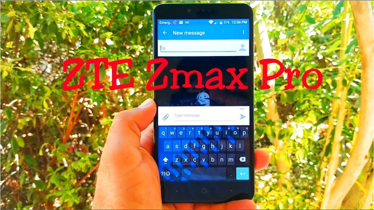 How to Customize your ZTE Zmax Pro keyboard