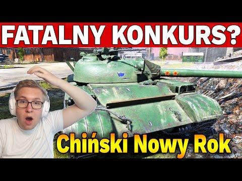 FATALNY EVENT? - Konkurs: Chiński Nowy Rok - World of Tanks