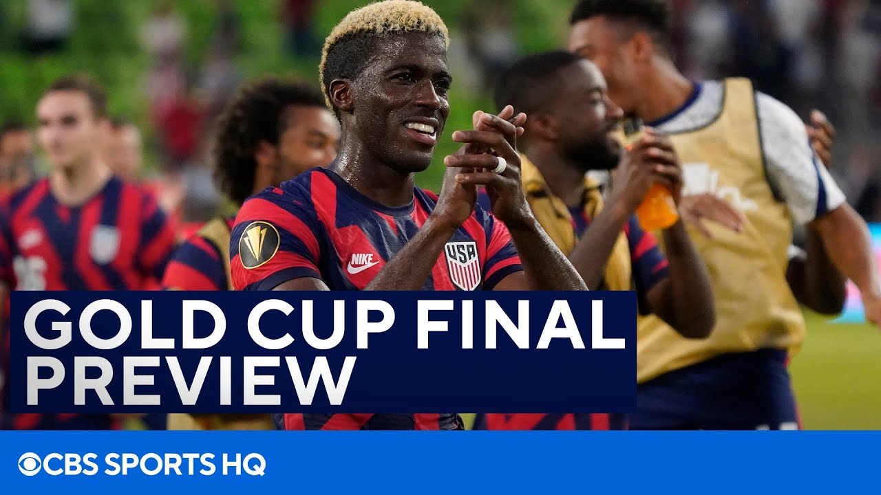 USA vs. Mexico: How to watch and stream, preview of Gold Cup Final
