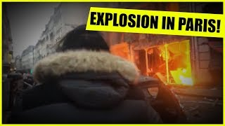 Paris Is In Chaos, LIVE AS IT HAPPENED!