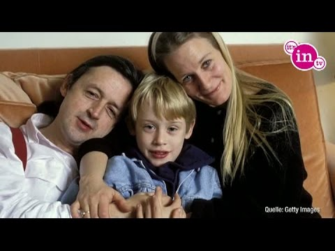 Kit Culkin bricht mit seinem Sohn Macaulay - YouTube