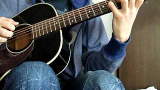 お気に入りの曲をソロギターでアレンジしてみました。