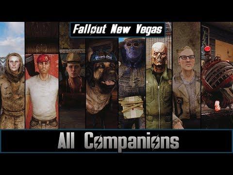 Fallout New Vegas | Recruiting The Companions