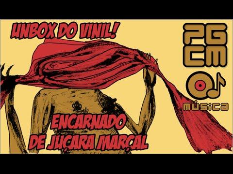 UNBOX Vinil Juçara Marçal - Encarnado