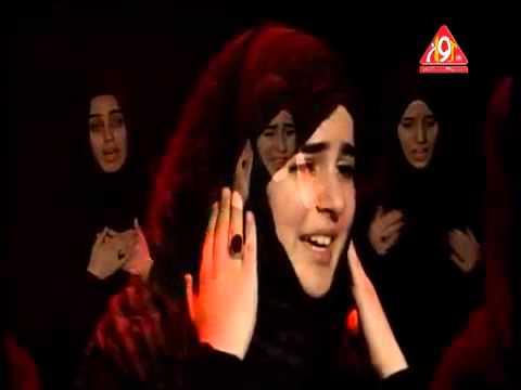 Veran Main Shaam Saraiki  Hashim Sisters  New Noha 2013 14, Vol  8