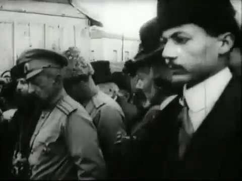 Падение Трапезунда 1916.