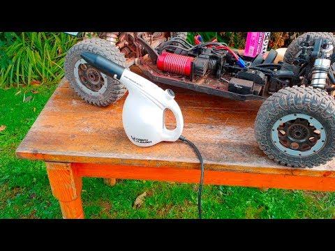 Air Blower For RC Cleaning - A Lot Cheaper Than A Air Compressor (£45)