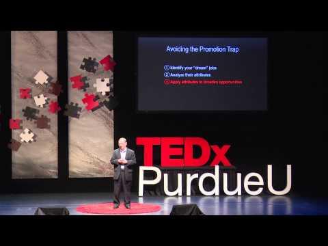 Beware of the tion trap  Glenn Weissinger  TEDxPurdueU