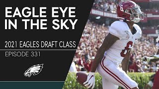 Dissecting the Eagles' 2021 Draft Class w/ Greg Cosell | Eagle Eye in the Sky