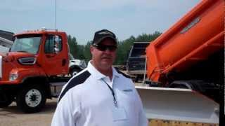 Video still for Towmaster Expo - Tim Erickson on VBL Blades