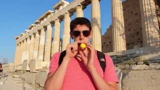 [Go Pro] Backpacking Through Europe - Interrail 2016
