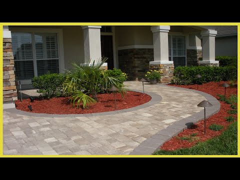Paver Installation in Jacksonville Florida by Moderna