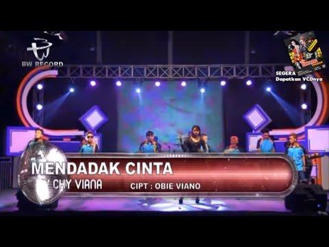 Chy Chy Viana - MENDADAK CINTA ( Karaoke)
