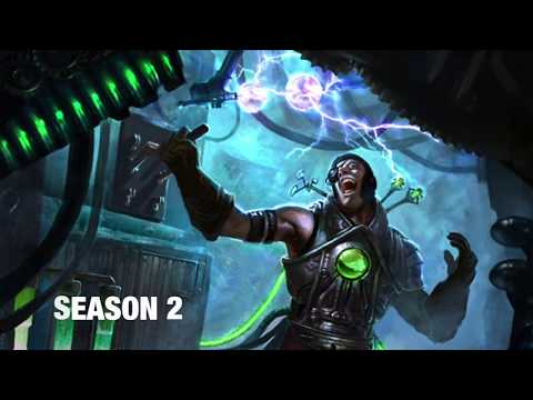 Season 2 Community Stream Game 2 - Sigi, Dan, Razawaza and Loto