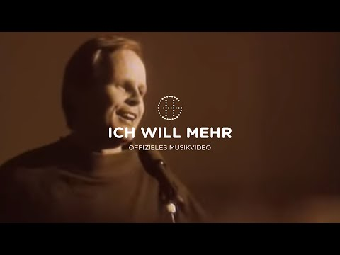 Herbert Grönemeyer - Ich will mehr (Official Music Video)