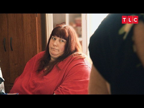 A Fridge Full Of Junk Food Won't Help You Lose Weight | My 600-lb Life