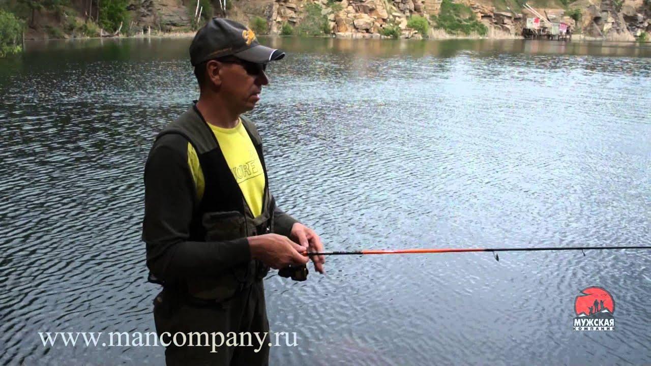 рыбалка на воблеры видео ютуб