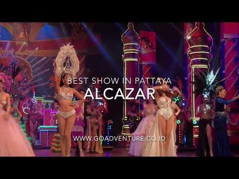 Alcazar Best Show In Pattaya Sept 2017