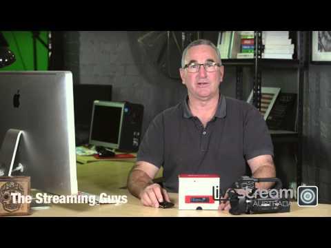 Livestream Broadcaster Product Demonstration