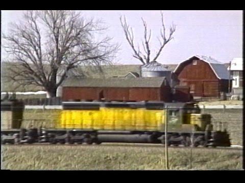 The Iowa Divide:  Railroads of America 1
