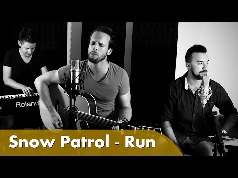 Snow Patrol - Run (Acoustic Cover by Junik)