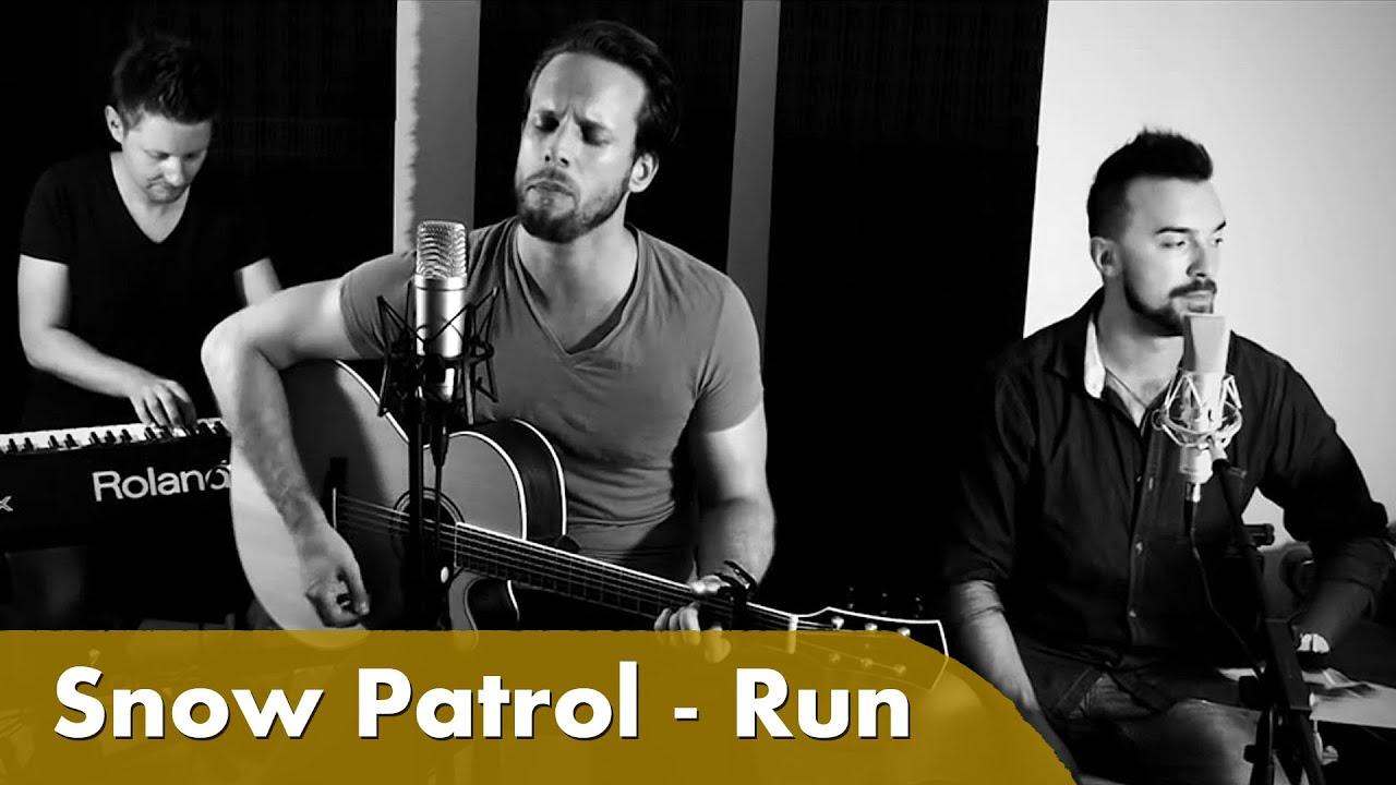 Snow patrol run guitar chords