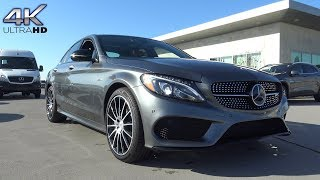 2018 Mercedes-Benz C Class C43 AMG 3.0 L Biturbo V6 Review