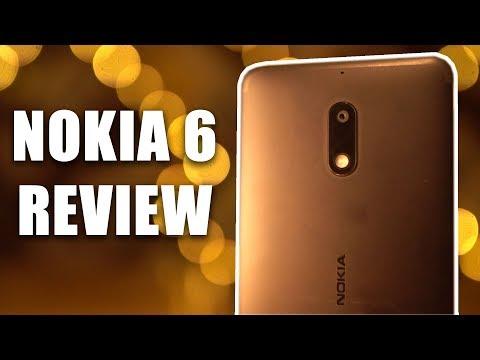 Nokia 6 Review - Impressive, Expensive!