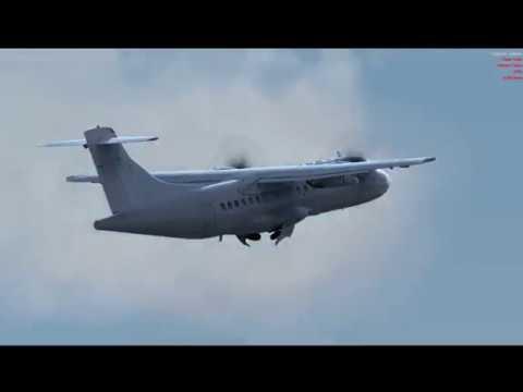Carenado ATR 42-500  OPIS Islamabad - OPLA Lahore  P3D V4