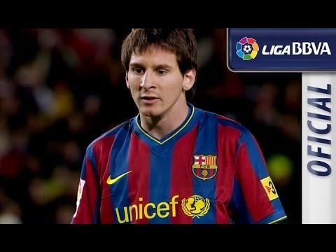 Los hombres de Pep: El gran Messi