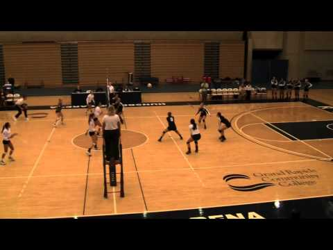 Grcc Vs Kalamazoo Valley Community College NJCAA