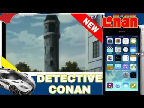 Conan - Vụ Án Tòa Lâu Đài Bí Ẩn Trong Rừng Rậm ( Phần 1 )