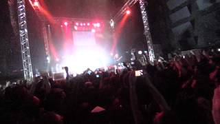 Arch Enemy - Tempore Nihil Sanat (Prelude in F minor) + Enemy Within - Bogotá (Colombia) 2015