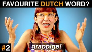 These DUTCH WORDS sound FUNNY to foreigners!  #2