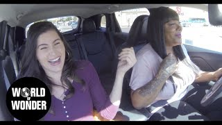 LEMME PICK YOU UP: Trace Lysette with Ts Madison