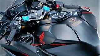 New 2019 Honda CBR250RR All Version | Detail 2019 Honda CBR250RR New Color