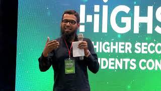 HIGHSEC 2018 KALLAI |  Ideal Student; for Self and Society | THAJUDHEEN SWALAHI