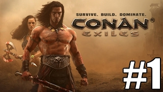 Video The FGN Crew Plays: Conan Exiles #1 - First things First (PC) download MP3, 3GP, MP4, WEBM, AVI, FLV Agustus 2018