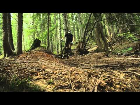 Riding Whistler with Josh Carlson, Giant Bikes – Flow Mountain Bike