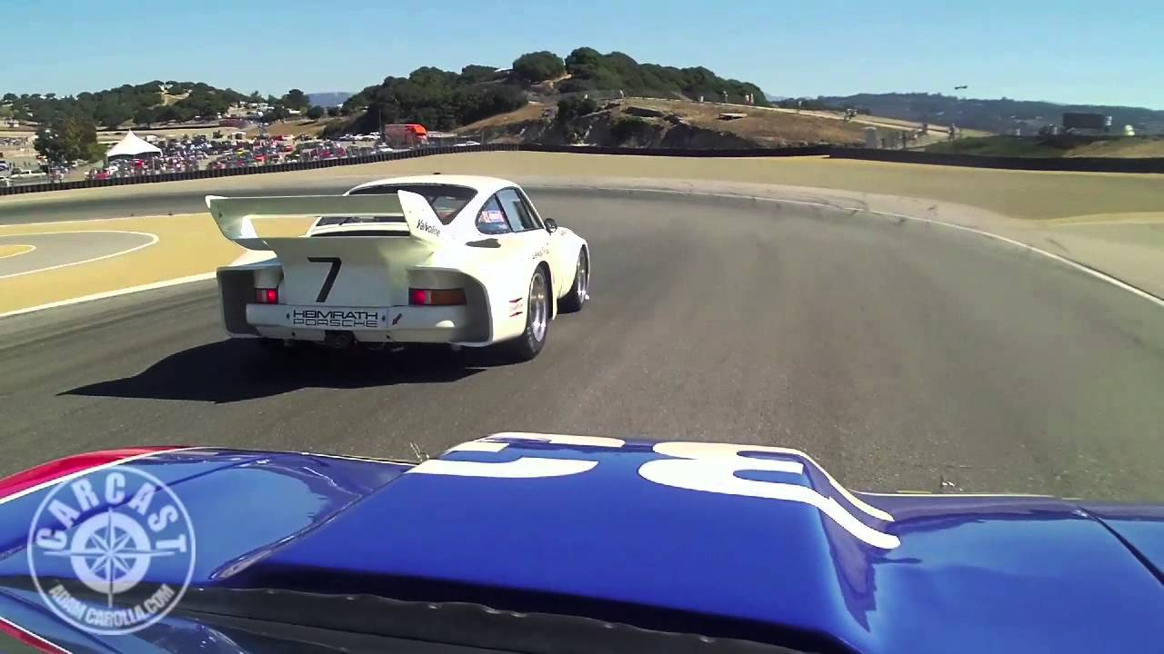 2014 Monterey Historics Paul Newman\'s 1988 300 zx Turbo Driven by ...