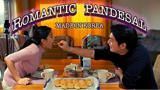 Pandesal made by Koreano, How'…