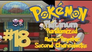Pokemon Platinum Second Chancelocke Episode 18: Lookin