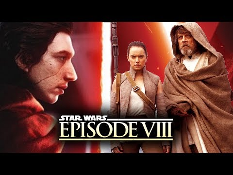Star Wars Episode 8: The Last Jedi - New Trailer Details and News!