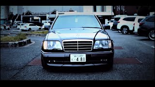 HITOMEBORE -Mercedes Benz C124- | 4K
