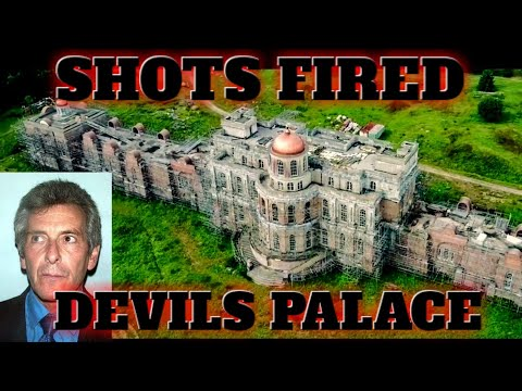 NEVER GO HERE! SHOTS FIRED AT DEVIL'S PALACE (billionaire mansion)